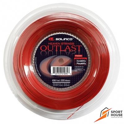 Dây tennis Solinco Outlast 1.20 1.25 1.30 (Sợi)