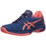 Giày tennis Asics Nữ Solution Speed FF (1042A002-410)