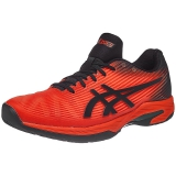 Giày tennis Asics Solution Speed FF Red/Black (1041A003-808)