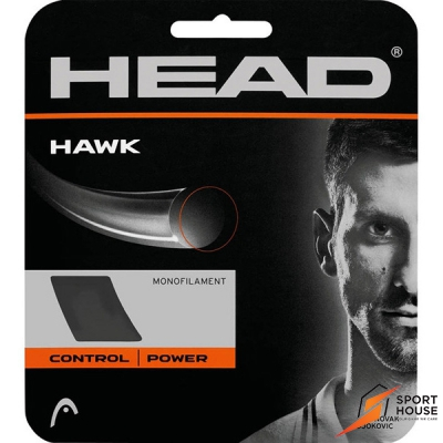 Dây tennis Head Hawk 125 (Vỷ 12m)