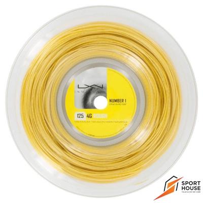 Dây tennis Luxilon 4G Rough 16L 125 (Sợi)