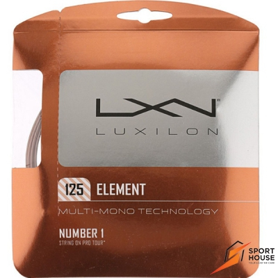 Dây tennis Luxilon Element 125 (Vỷ 12m)