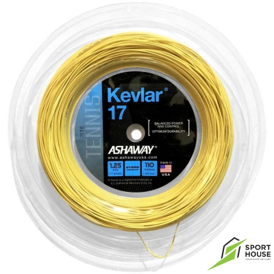 Dây tennis Ashaway Kevlar 17 (Sợi 5.5m)