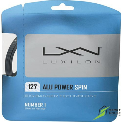 Dây tennis Luxilon Alu Power Spin 127 (Vỷ 12m)