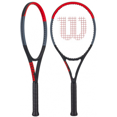 Vợt tennis Wilson Clash 100L (280gr) Grip 1 + 2