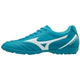Giày bóng đá Mizuno Monarcida Neo Select As Xanh trắng