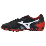Giày bóng đá Mizuno Monarcida sala select TF đen đỏ 2019