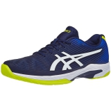 Giày Tennis Asics Solution Speed FF Blue/Yellow (1041A003.402)