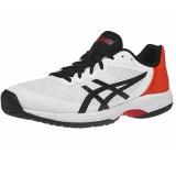 Giày Tennis Asics Gel Court Speed White/Black/Orange