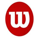 Khuôn vẽ mặt vợt Logo Wilson