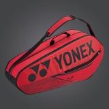 Túi Tennis Yonex Team Đỏ 6 pack