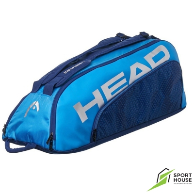 Túi Tennis Head  Tour Team 9R Supercombi (Navy/Blue)