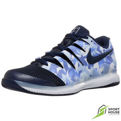 Giày Tennis Nike Air Zoom Vapor X Royal/Obsidian (AA8030-406)