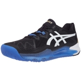 Giày Tennis Asics Gel Resolution 8 Black/White (1041A079.001)
