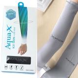 Ống tay che nắng Allbeing Aqua X (Màu Ghi Nhạt)