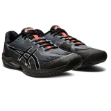 Giày Tennis Asics Court Speed FF LE BLACK/SUNRISE RED (1041A183-010)