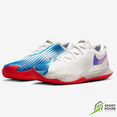 Giày Tennis Nike RAFA 2020 Court Air Zoom Vapor Cage 4 (CD0424-101)