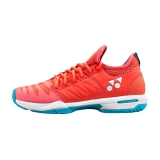 Giày Tennis Yonex Nữ FUSHIONREV 3 SHTFR3LEX - Coral Orange