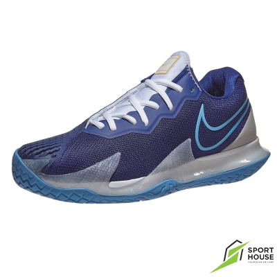 Giày Tennis Nike Air Zoom Vapor Cage 4 Blue (CD0424-400)