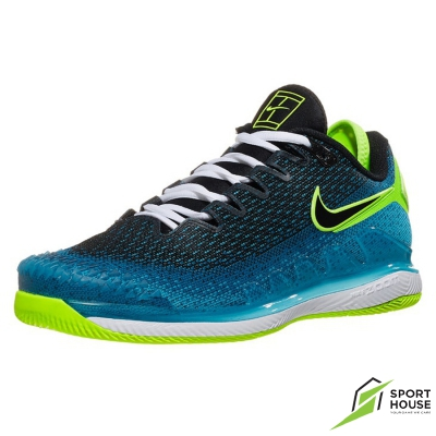 Giày Tennis Nike Court Air Zoom Vapor X Knit (AR0496-400)