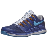 Giày Tennis Nike Air Zoom Vapor X Royal/Gold (AA8030-403)
