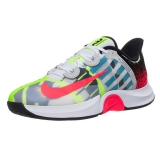 Giày Tennis Nike  Air Zoom GP Turbo White and Solar Red (CK7513-101)