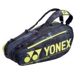 Túi Tennis Yonex Pro Đen Vàng X6 (BA92026EX_BKY)
