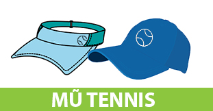 Mũ Tennis
