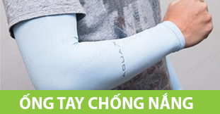 Ống tay chống nắng