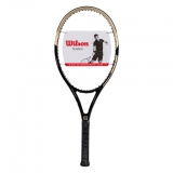 Vợt Tennis Wilson Hyper Hammer 2.3 Black/Gold (237gr)