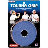 Cuốn cán Tourna Grip 10 Pack TG-10 Xanh Blue Dry Feel (10 cuốn/vỉ)