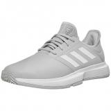 Giày Tennis Adidas Game Court Grey/White (GZ8516)